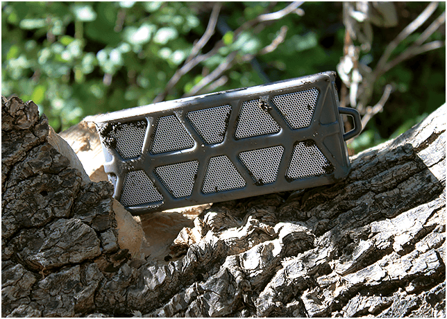 NUU Waterproof Speaker «Trail»